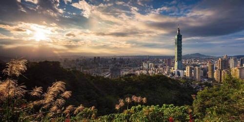 12 Инстаграмных мест в Тайбэй