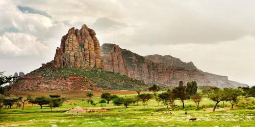 Как получить туристическую визу Эфиопии?