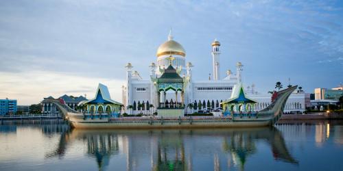 Топ 7 лучших мест в Брунее