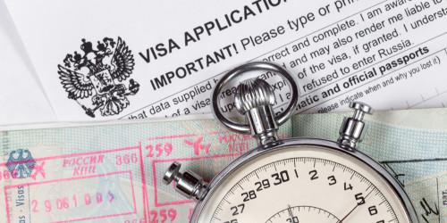 Как получить рабочую визу России?
