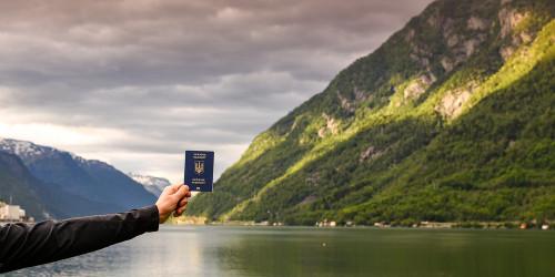 Подробная информация о туристической визе в Норвегию