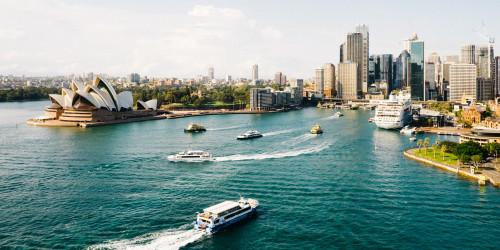 12 Инстаграмных мест Сиднея