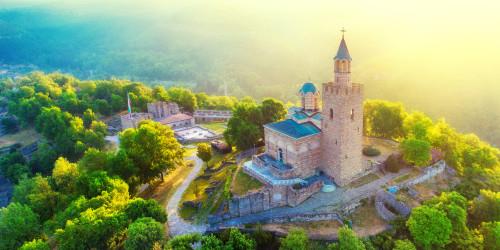Краткосрочная виза в Болгарию