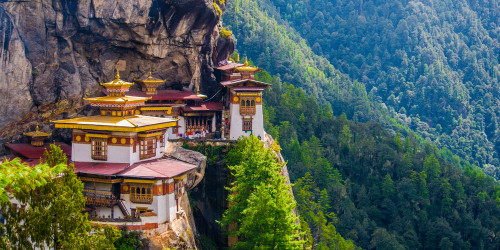 Как получить туристическую визу Бутана?