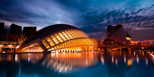 12 Инстаграмных мест Валенсии