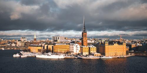 12 Инстаграмных мест Стокгольма