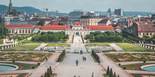 12 Инстаграмных мест Вены