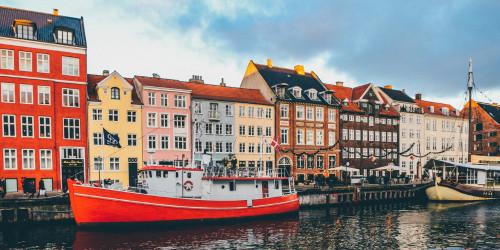 12 Инстаграмных мест Копенгагена