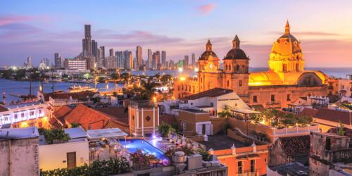 Как получить туристическую визу Колумбии?