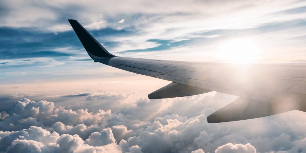 Самолет в Южную Корею