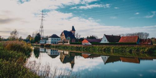 12 Инстаграмных мест в Генте