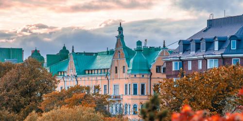 12 Инстаграмных мест в Хельсинки
