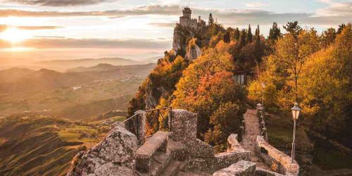 10 фактов, которые надо знать перед поездкой в Сан Марино