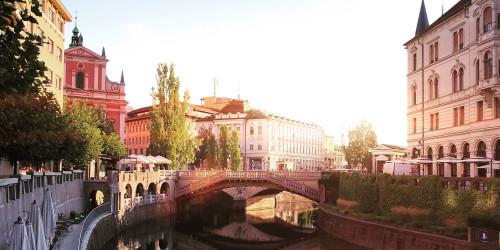 12 Инстаграмных мест Любляны