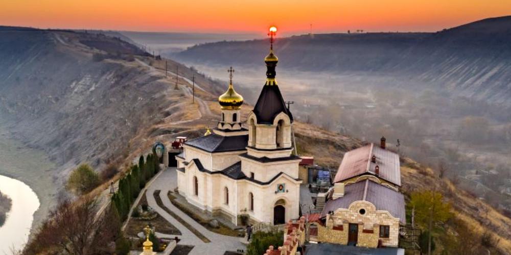 Старый Оргеевский монастырь