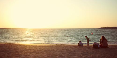 10 самых чистых пляжей Дубая