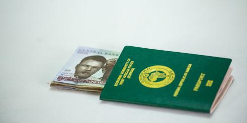 Как подать заявление на получение визы в Нигерию