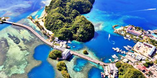 Как получить туристическую визу Палау