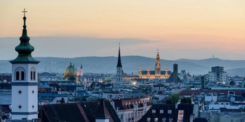 Фильмы, снятые в Вене с метками местоположения