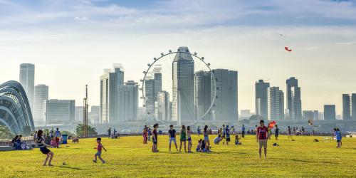 Как получить туристическую визу Сингапура?