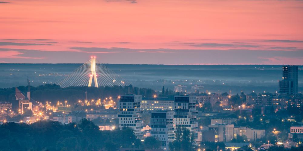 Панорама на Жешув