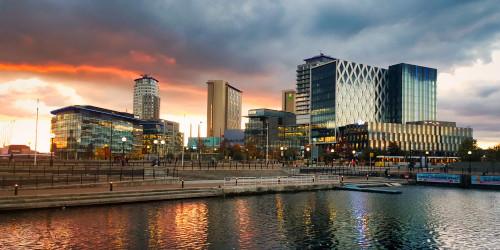 12 Инстаграмных мест Манчестера