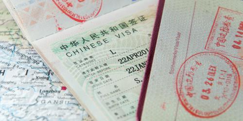Как получить визу Китая?