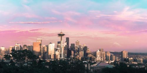 12 Инстаграмных мест в Сиэтле