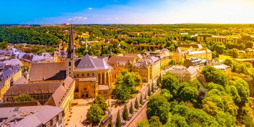 Как получить туристическую визу в Люксембург?