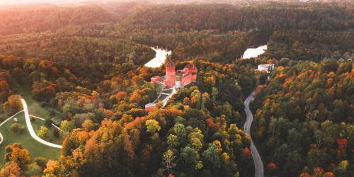 12 причин, по которым вы должны поехать в Латвию прямо сейчас