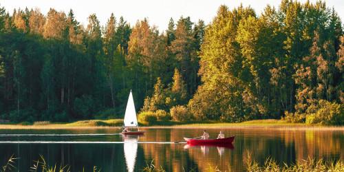 14 причин, по которым вы должны поехать в Финляндию прямо сейчас
