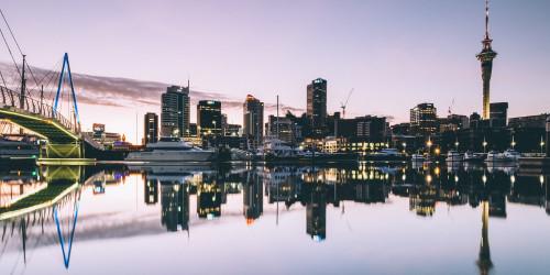 Топ 10 туристических достопримечательностей Новой Зеландии