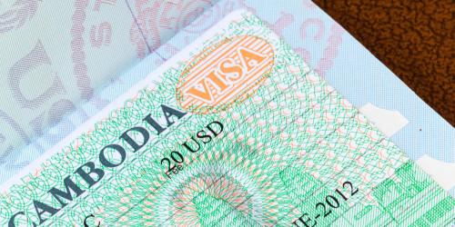 Как получить бизнес визу Камбоджи?