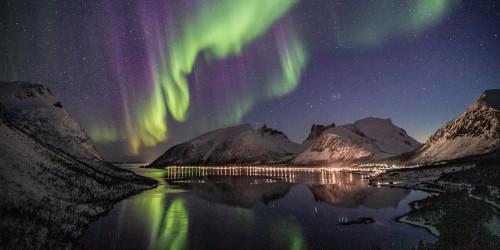 Северное сияние: Поездка в Лапландию