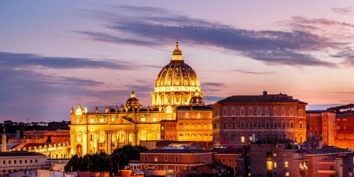 12 Инстаграмных мест Рима