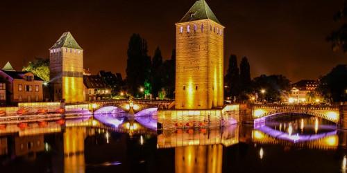 12 Инстаграмных мест Страсбурга