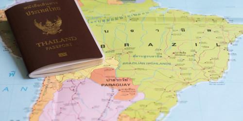 Как я могу получить визу Парагвая?