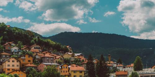 12 Инстаграмных мест Сараево