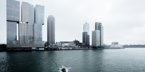 12 Инстаграмных мест Роттердама