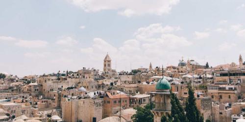 10 причин, по которым стоит поехать в Иерусалим, а не в Тель - Авив