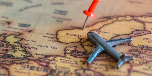 Как получить рабочую визу Норвегии?