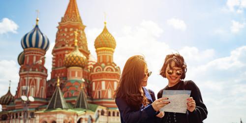 Как получить туристическую визу в Россию?