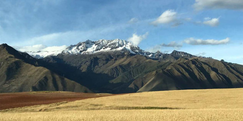 12 Инстаграмных мест Куско