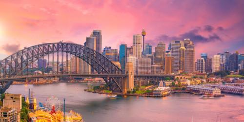 Как подать заявление на получение гостевой визы Австралии?